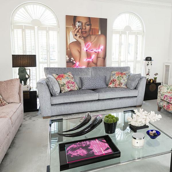 Clare 3 Seater Sofa