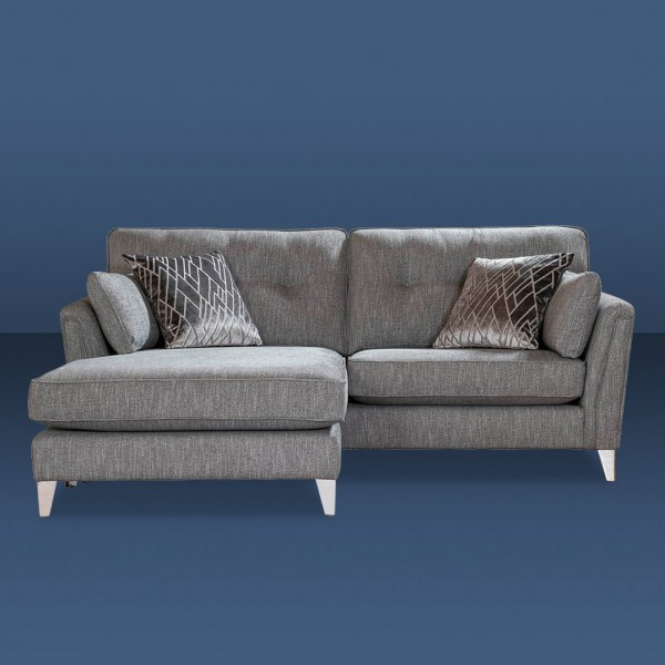 Esling 4 Seater Chaise Sofa