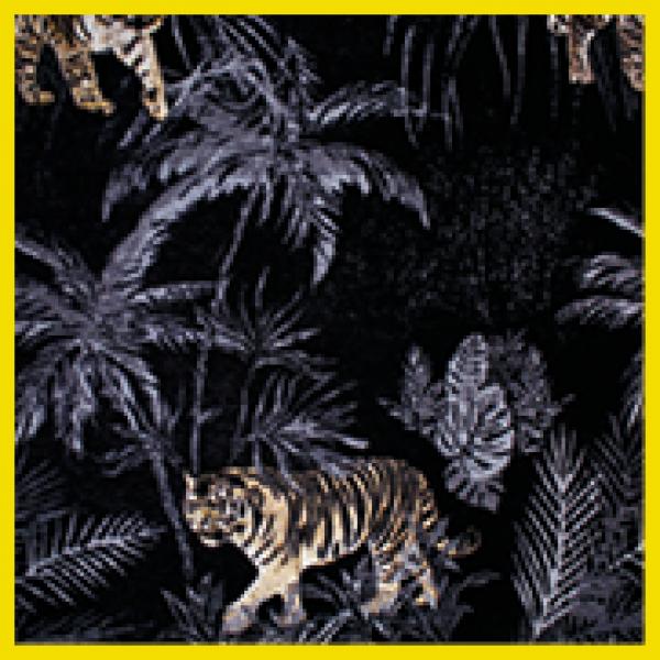 Serengeti | Tiger Noir  +