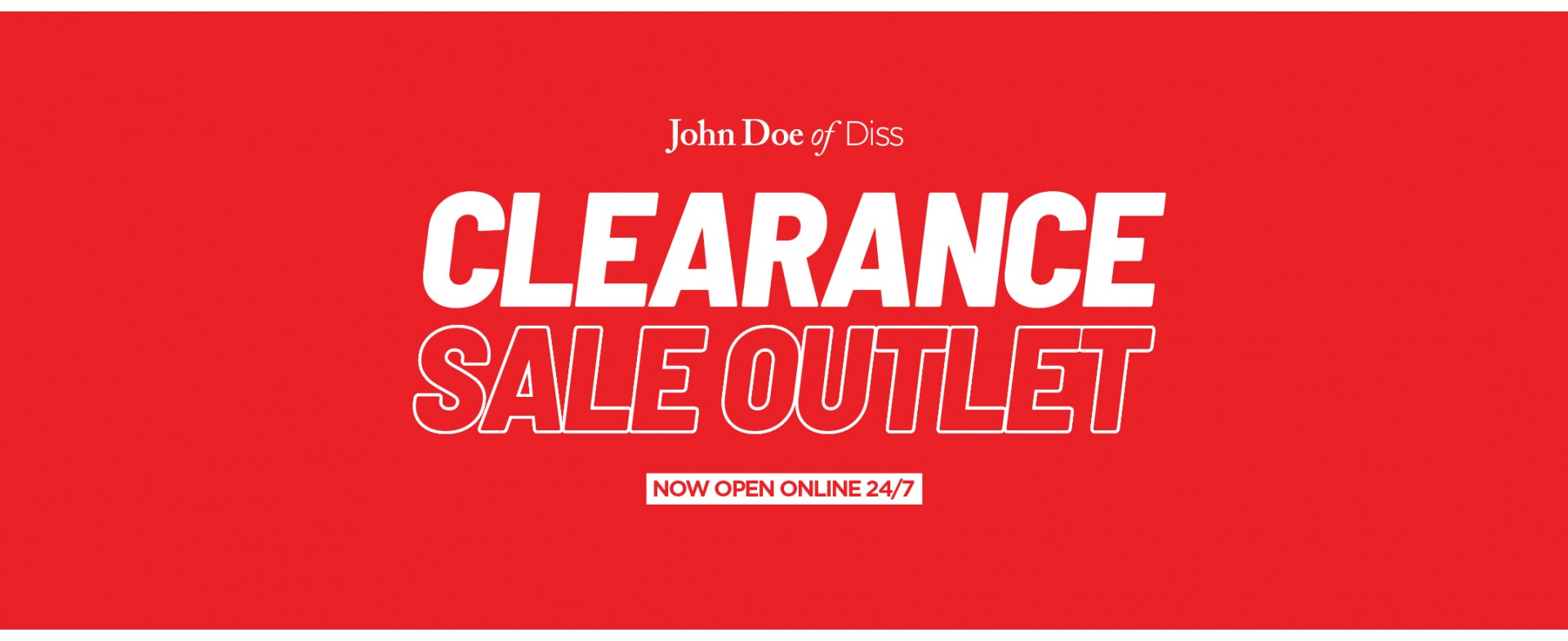 Clearance Sale Outlet