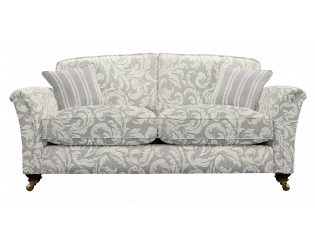 Parker Knoll   Devonshire Leather 2 Seater Sofa