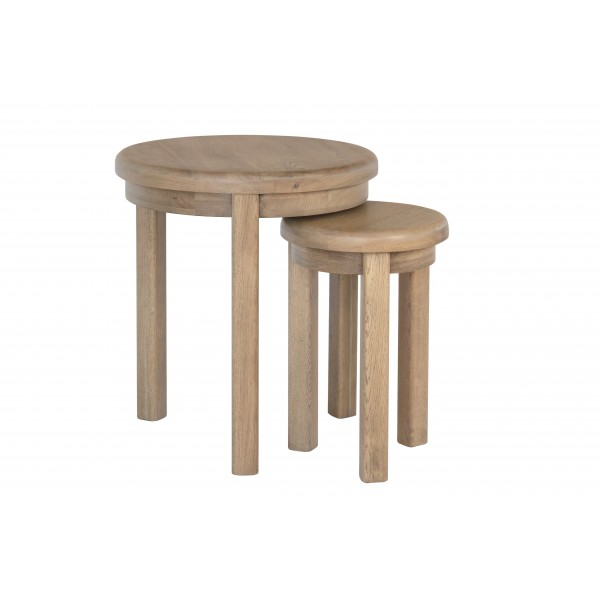 Hamilton Round Nest of Tables