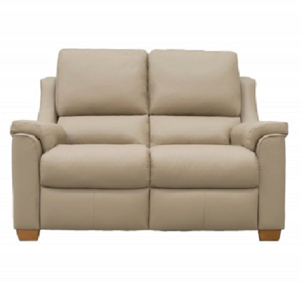Parker Knoll | Albany Leather 2 Seater Sofa