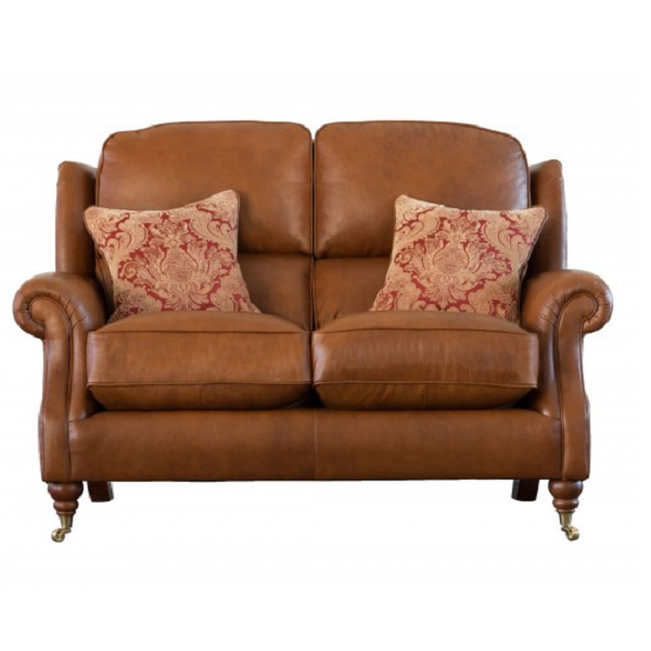 Parker Knoll | Henley Leather Two Seater Sofa