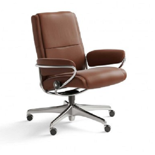 Stressless | Paris Office Chair with Low Back