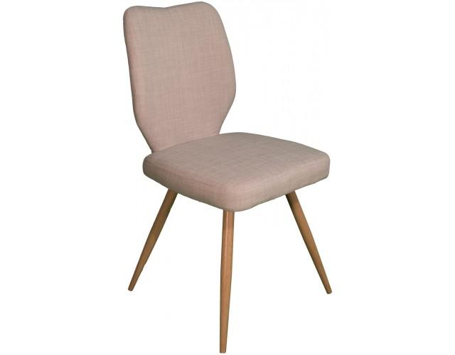 Enka Ivory Dining Chair
