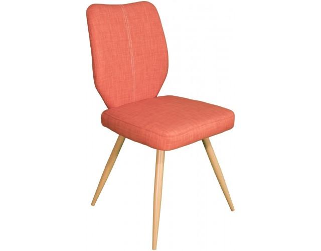 Enka Orange Dining Chair
