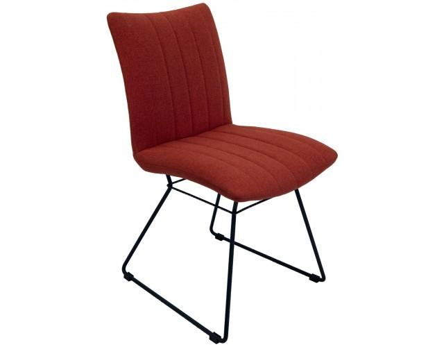Aura Burnt Orange Dining Chair