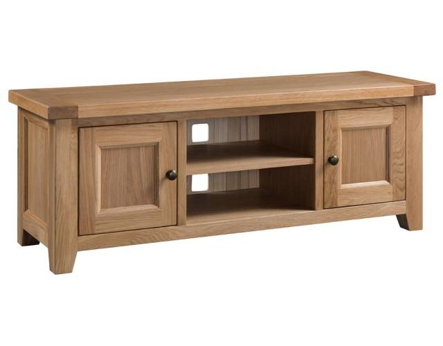 Colorado Oak TV Cabinet