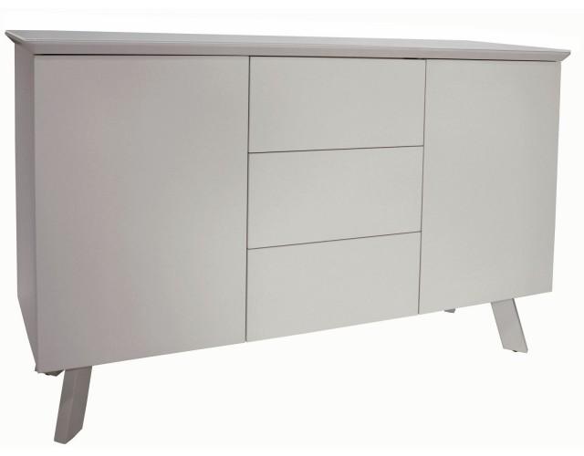 Contempo Cappuccino Large Sideboard
