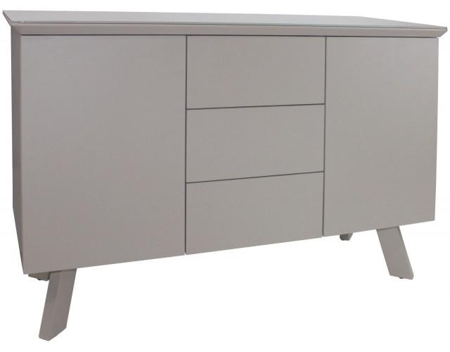 Contempo Cappuccino Small Sideboard