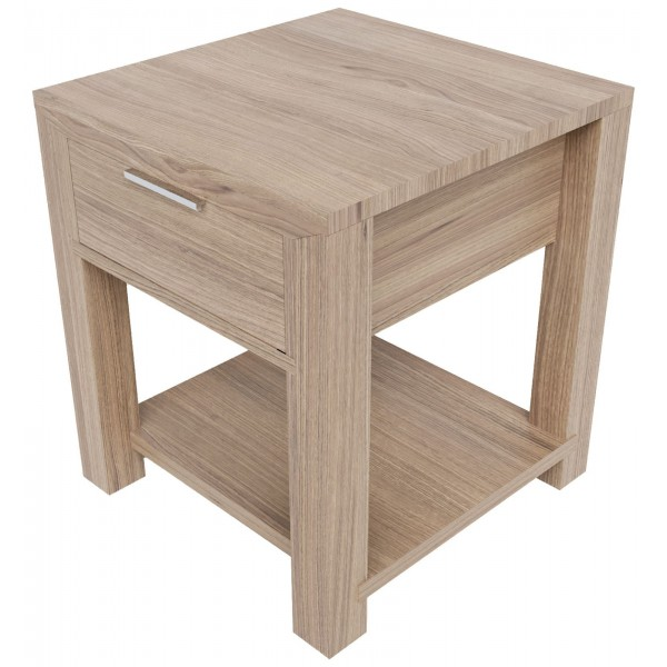 Laguna Lamp Table with Drawer