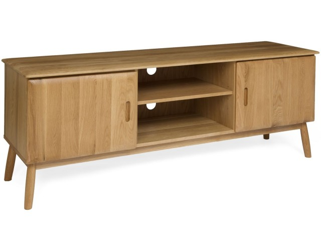 Malmo Oak TV Unit