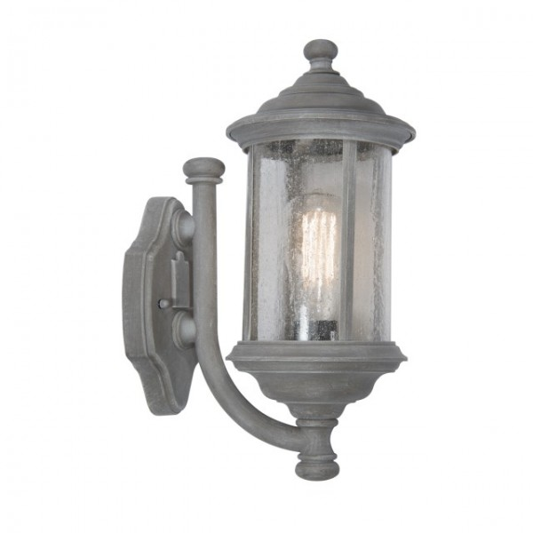 Brompton with Lantern Old Iron IP43