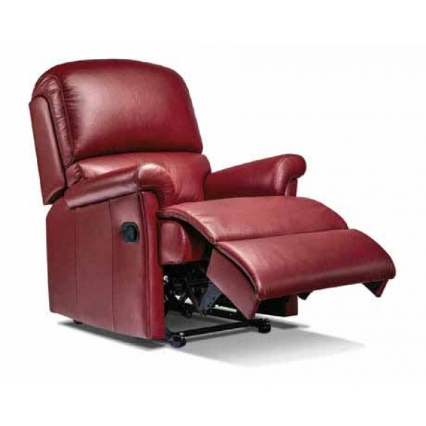 Sherborne | Nevada Small Leather Recliner